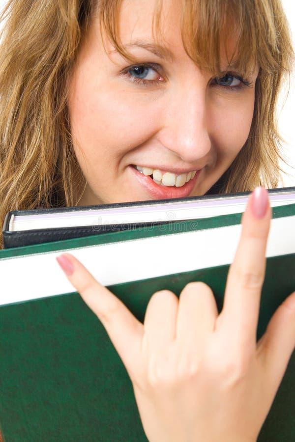 νεολαίες σπουδαστών στοκ εικόνα με δικαίωμα ελεύθερης χρήσης