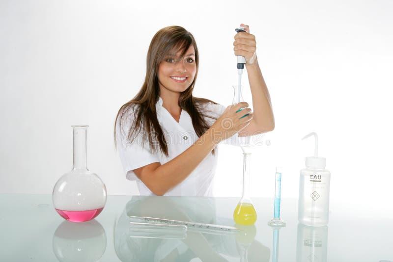 νεολαίες χημικών στοκ εικόνα με δικαίωμα ελεύθερης χρήσης