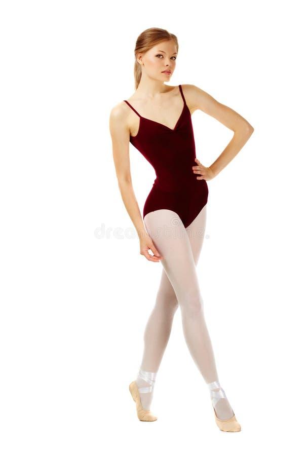 νεολαίες ballerina στοκ εικόνα με δικαίωμα ελεύθερης χρήσης