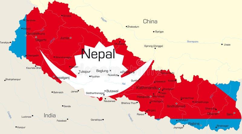 Νεπάλ απεικόνιση αποθεμάτων