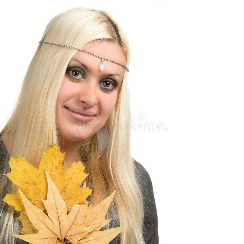 Νεράιδα φθινοπώρου στοκ φωτογραφίες με δικαίωμα ελεύθερης χρήσης