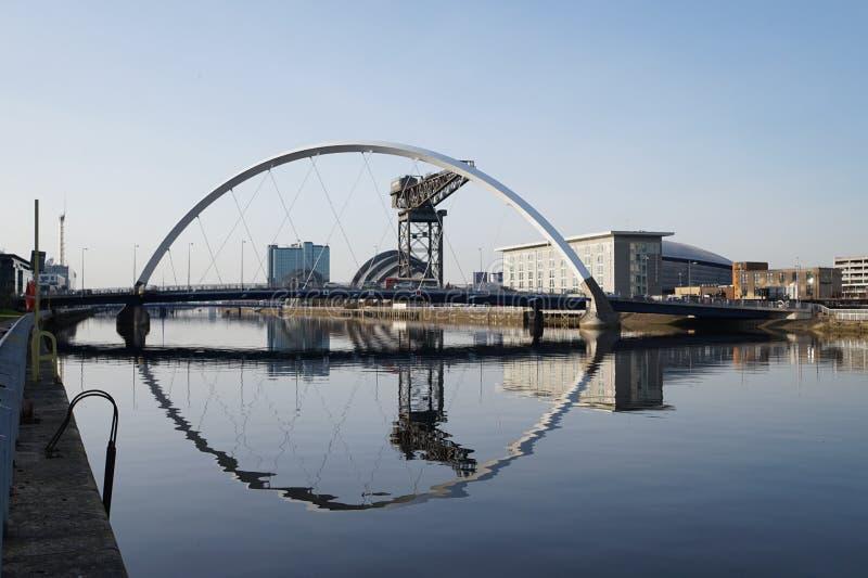 Νερό, αντανακλάσεις και γέφυρες στοκ φωτογραφίες