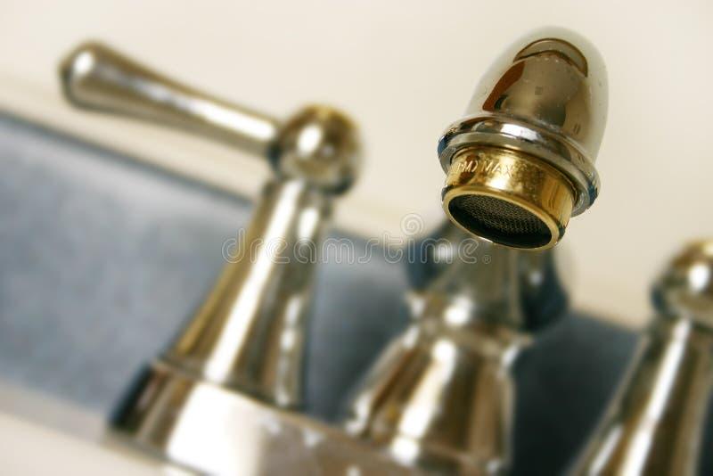 νερό βρύσης στοκ εικόνα με δικαίωμα ελεύθερης χρήσης