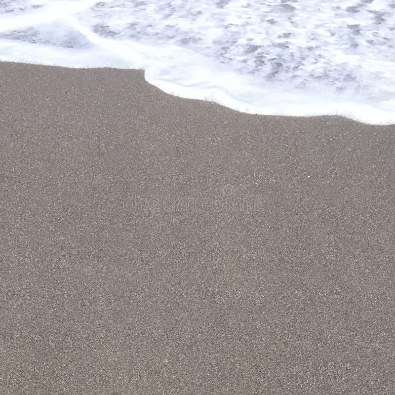 Νερό και άμμος στοκ εικόνες