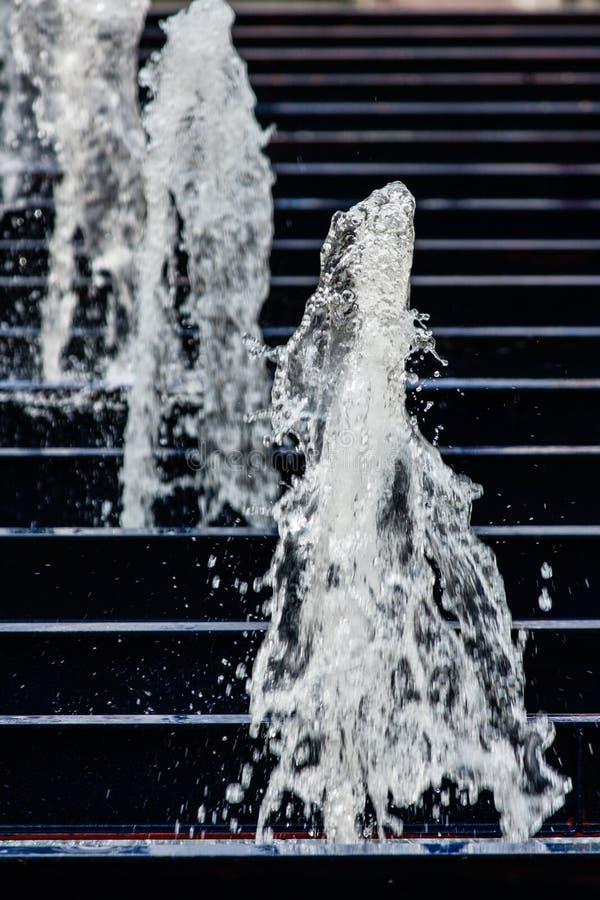 Νερό μιας πηγής στοκ εικόνα με δικαίωμα ελεύθερης χρήσης