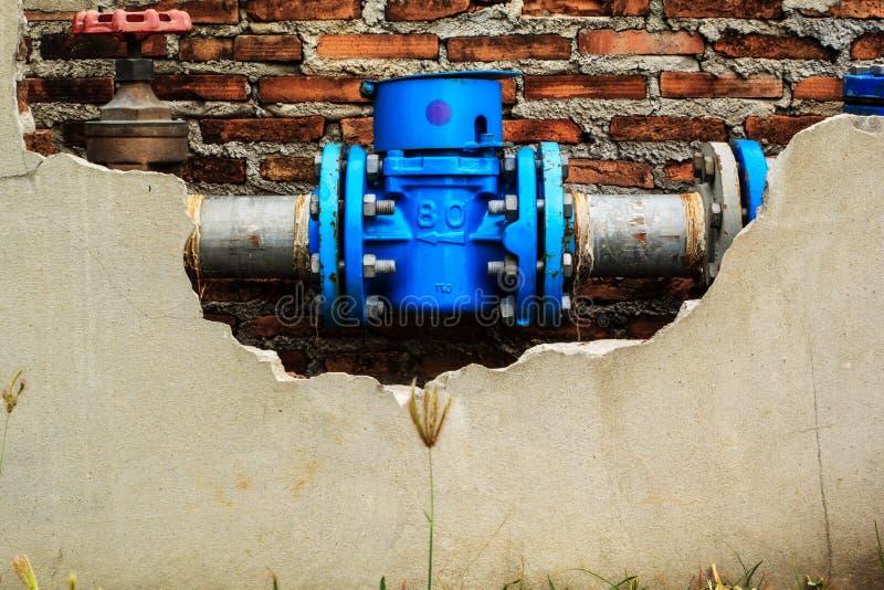 Νερό σωλήνων στοκ φωτογραφίες με δικαίωμα ελεύθερης χρήσης