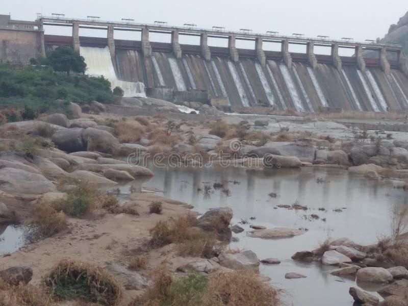 Νερό deam στο jawaidhandh στοκ εικόνες