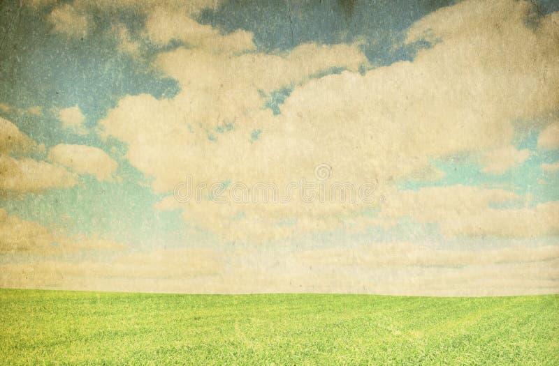 νεφελώδης τρύγος ανασκόπησης στοκ φωτογραφία με δικαίωμα ελεύθερης χρήσης