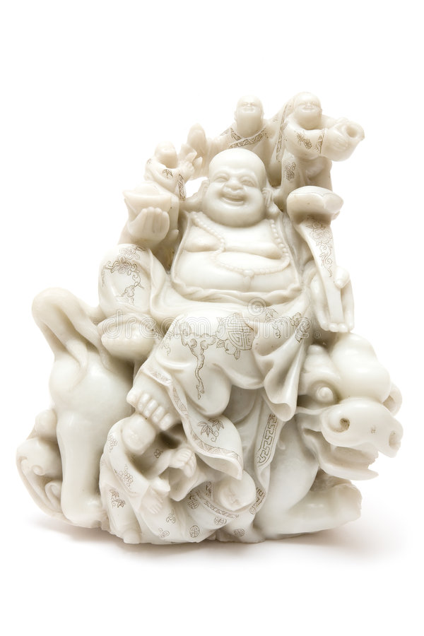 νεφρίτης του Βούδα στοκ εικόνες