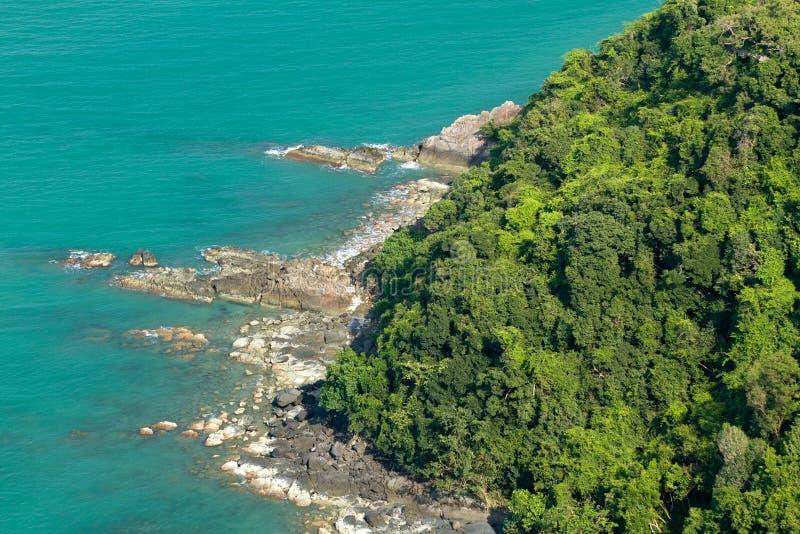 νησί ακτών τροπικό στοκ φωτογραφίες