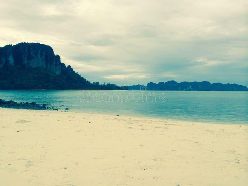 Νησί κοτόπουλου, Krabi, στοκ φωτογραφία με δικαίωμα ελεύθερης χρήσης