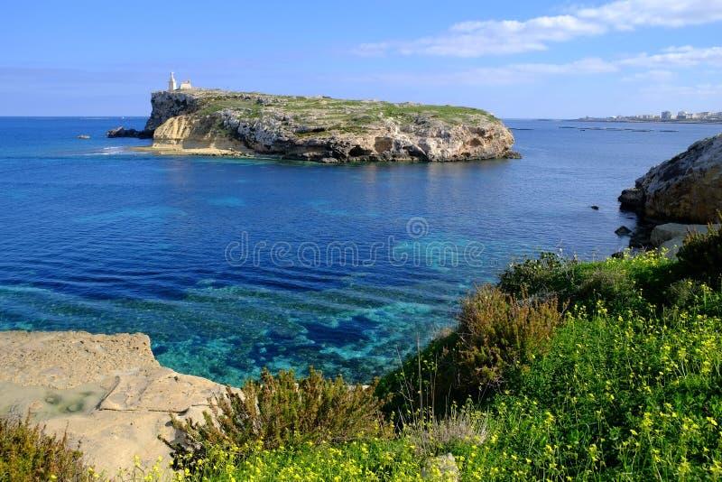 νησί Μάλτα pauls ST στοκ εικόνες με δικαίωμα ελεύθερης χρήσης