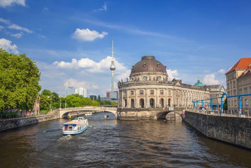 Νησί μουσείων, Βερολίνο Γερμανία στοκ εικόνες με δικαίωμα ελεύθερης χρήσης