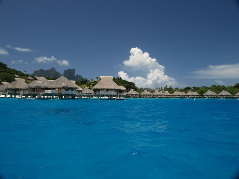 νησί μπανγκαλόου bora στοκ εικόνες