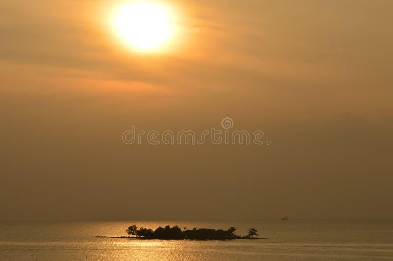 νησί μόνο στοκ φωτογραφία με δικαίωμα ελεύθερης χρήσης