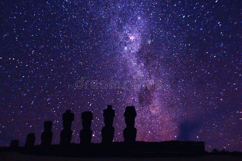 Νησί Πάσχας στοκ φωτογραφία με δικαίωμα ελεύθερης χρήσης