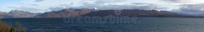 νησί πέρα από την υγιή όψη scotla skye sleat στοκ εικόνες με δικαίωμα ελεύθερης χρήσης