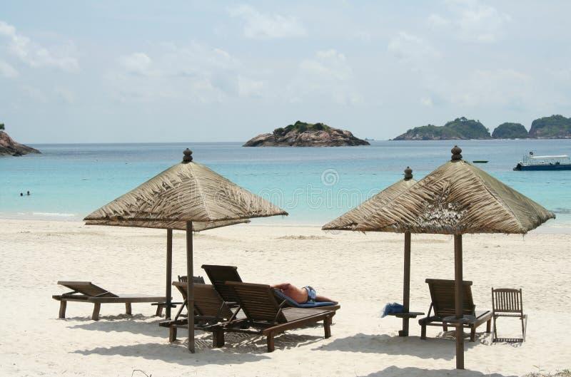 νησί παραλιών redang στοκ φωτογραφίες