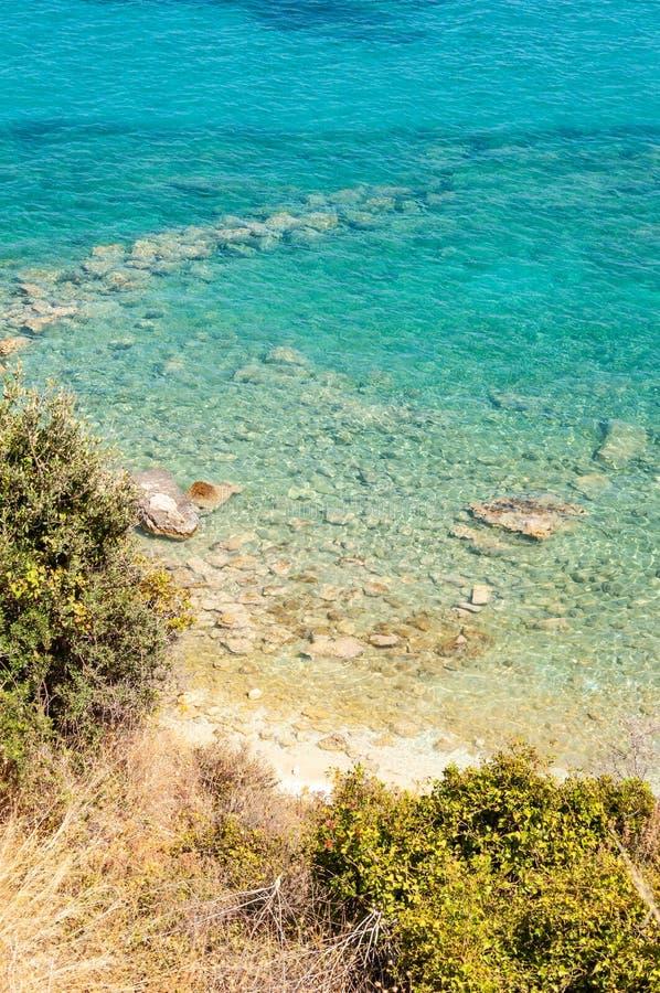 Νησί της Ζάκυνθου, Ελλάδα Ένα μαργαριτάρι της Μεσογείου με τις παραλίες και τις ακτές κατάλληλες για τις αξέχαστες διακοπές θάλασ στοκ φωτογραφίες με δικαίωμα ελεύθερης χρήσης