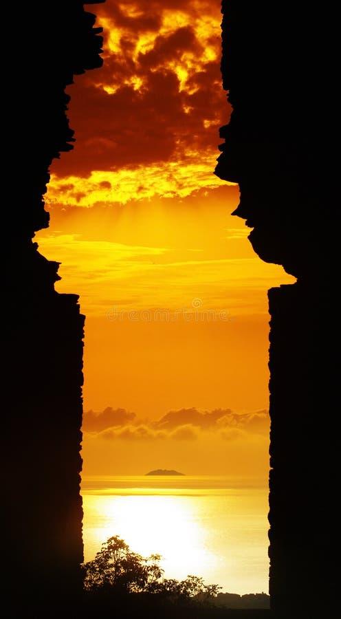 νησί της Κορσικής στοκ φωτογραφία με δικαίωμα ελεύθερης χρήσης