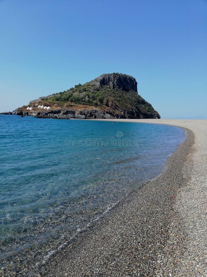 Νησί της Dino στοκ φωτογραφία με δικαίωμα ελεύθερης χρήσης