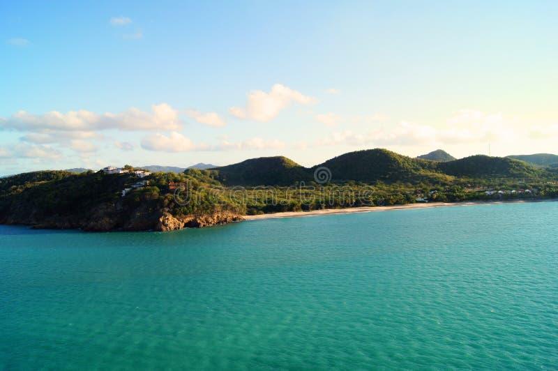 Νησί τοπίων στοκ εικόνα με δικαίωμα ελεύθερης χρήσης