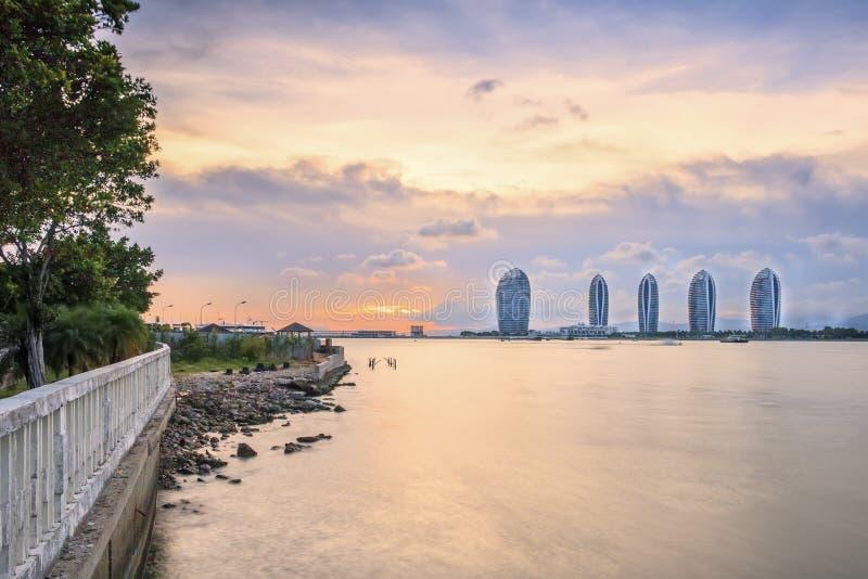 νησί του Φοίνικας στην Κίνα στοκ φωτογραφία με δικαίωμα ελεύθερης χρήσης