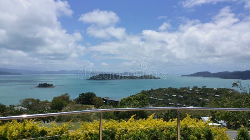 Νησί του Χάμιλτον, Queensland στοκ φωτογραφία με δικαίωμα ελεύθερης χρήσης