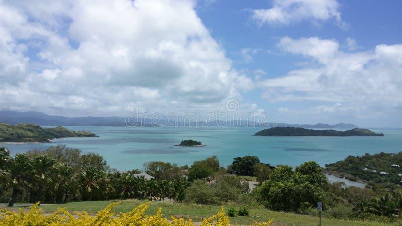 Νησί του Χάμιλτον, Queensland στοκ εικόνα με δικαίωμα ελεύθερης χρήσης