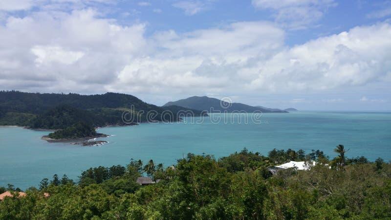 Νησί του Χάμιλτον, Queensland στοκ φωτογραφίες