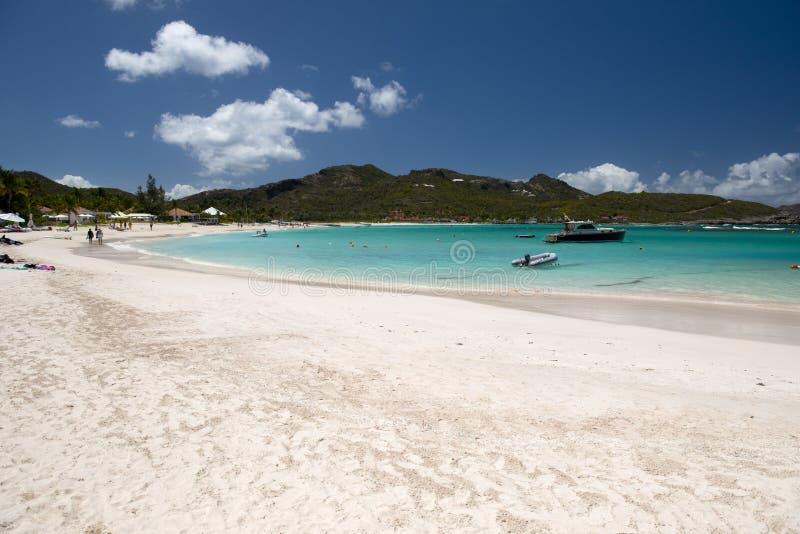 Νησί του ST Barth στοκ φωτογραφία