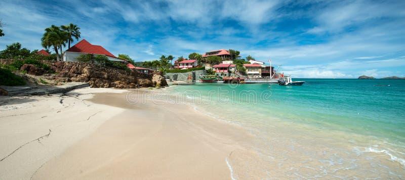 Νησί του ST Barth στοκ εικόνες