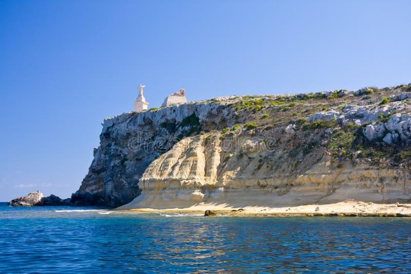 Νησί του ST Paul, Μάλτα στοκ φωτογραφίες με δικαίωμα ελεύθερης χρήσης