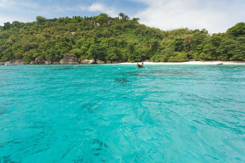 νησί τροπικό στοκ εικόνα
