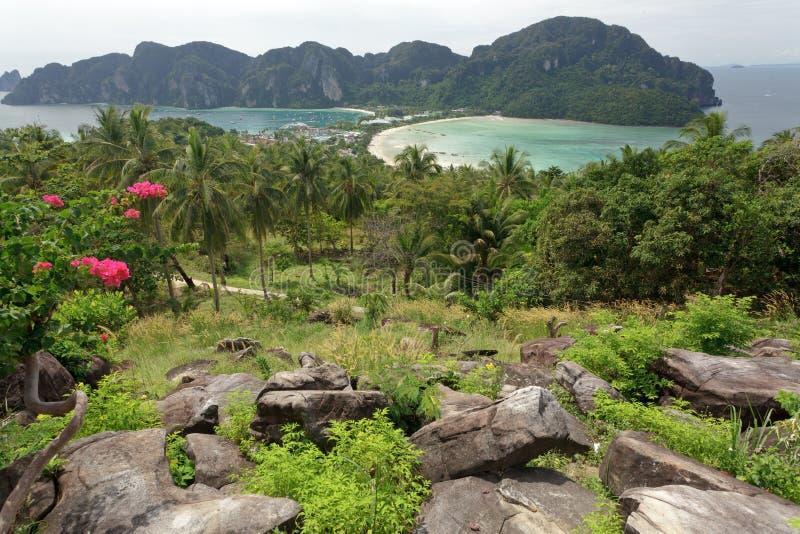 νησί τροπικό στοκ εικόνες