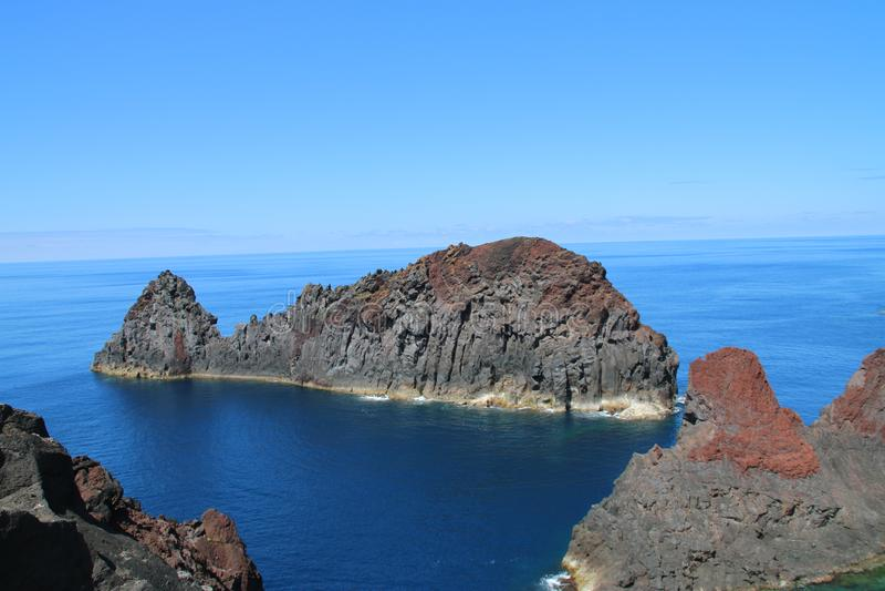Νησί φαλαινών στοκ φωτογραφία με δικαίωμα ελεύθερης χρήσης