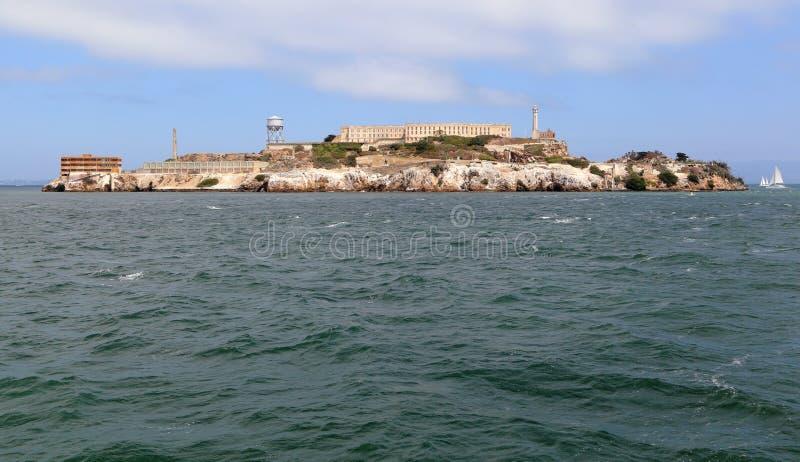Νησί Alcatraz στοκ εικόνες