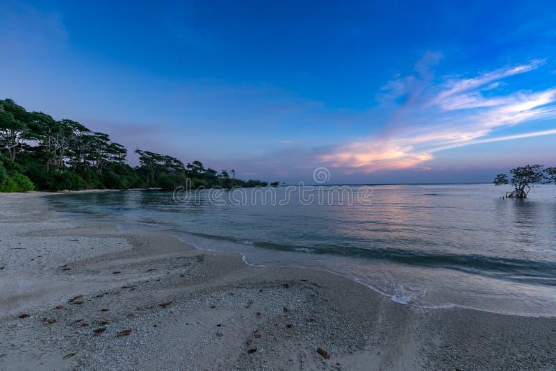 Νησί Andaman Neills στοκ φωτογραφίες με δικαίωμα ελεύθερης χρήσης