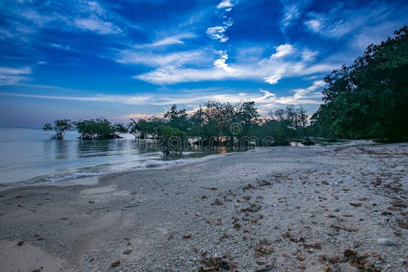Νησί Andaman Neills στοκ φωτογραφία με δικαίωμα ελεύθερης χρήσης