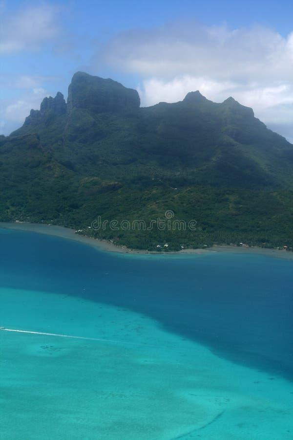 νησί bora στοκ εικόνες με δικαίωμα ελεύθερης χρήσης