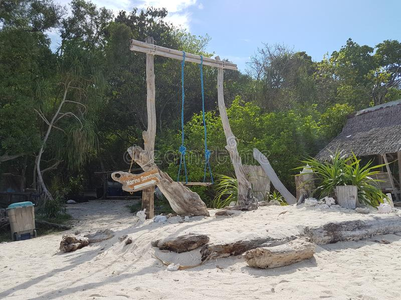 Νησί Camiguin στοκ φωτογραφία με δικαίωμα ελεύθερης χρήσης