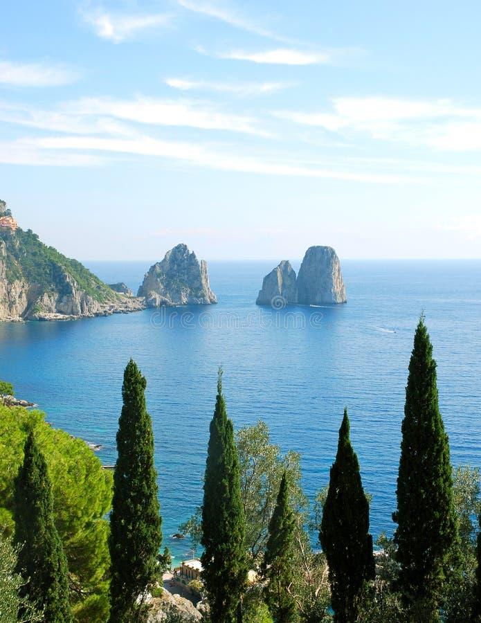 νησί capri