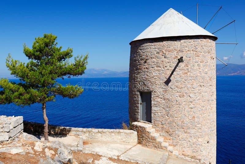 νησί hydra της Ελλάδας στοκ φωτογραφία