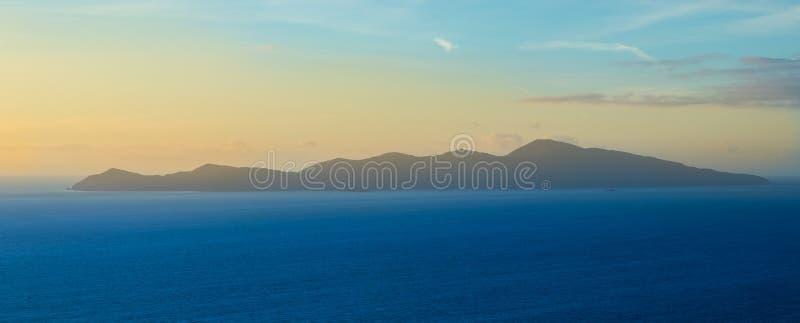 Νησί Kapiti στοκ εικόνες