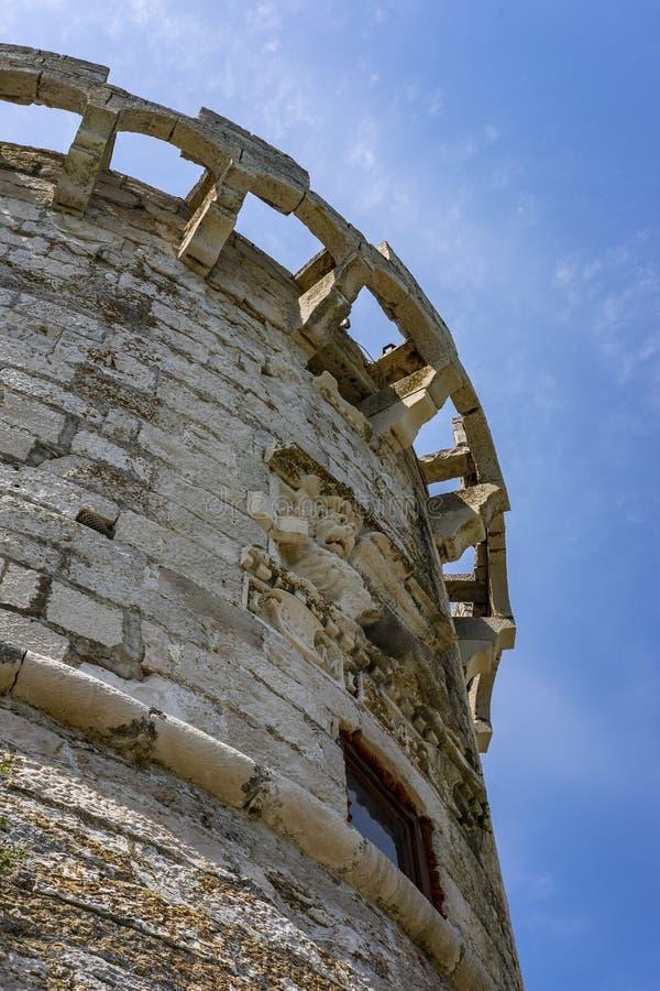 Νησί Korcula, Δαλματία Κροατία στοκ εικόνες με δικαίωμα ελεύθερης χρήσης
