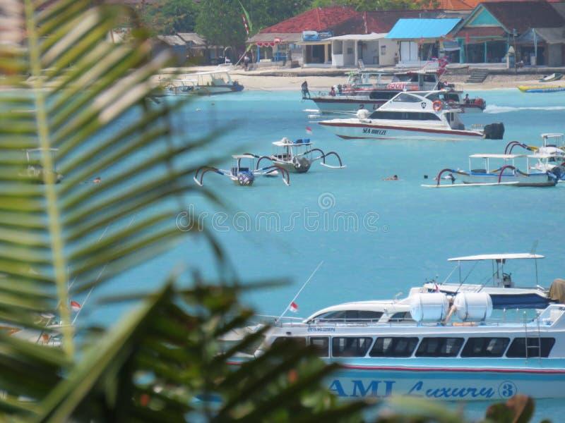 Νησί Lembongan στοκ φωτογραφίες με δικαίωμα ελεύθερης χρήσης