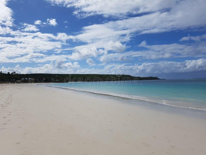 Νησί Lifou - Νέα Καληδονία στοκ φωτογραφίες με δικαίωμα ελεύθερης χρήσης