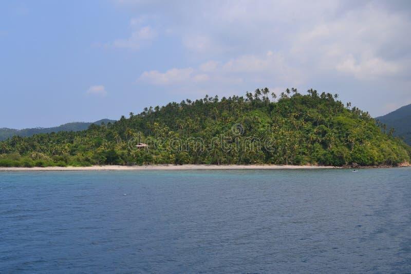 Νησί Marinduque στοκ φωτογραφία με δικαίωμα ελεύθερης χρήσης