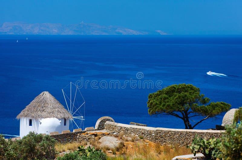 Νησί Mykonos στοκ φωτογραφία με δικαίωμα ελεύθερης χρήσης