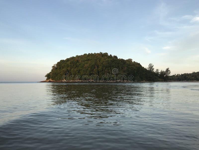 Νησί Phuket, ταπετσαρία παραλιών της Ταϊλάνδης στοκ εικόνα